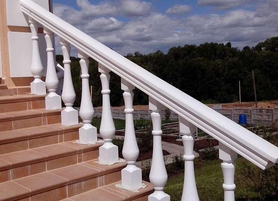 балясины для лестницы полиуретан