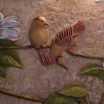 барельеф на стенах фото видов