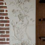 барельеф на стенах виды оформления