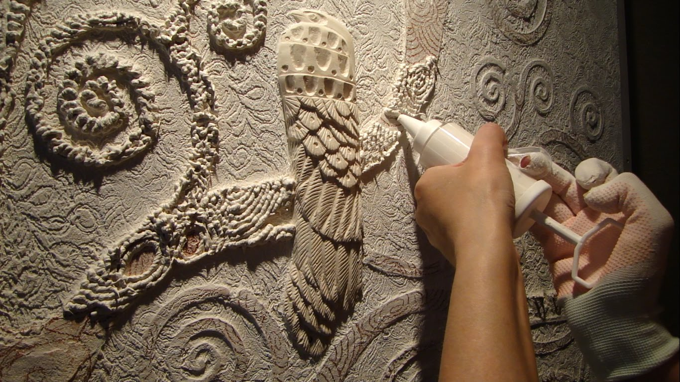 барельеф на стену дизайн