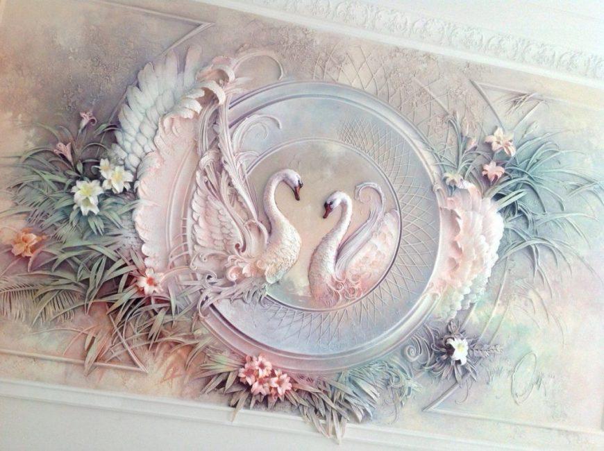 барельеф на стену фото декор
