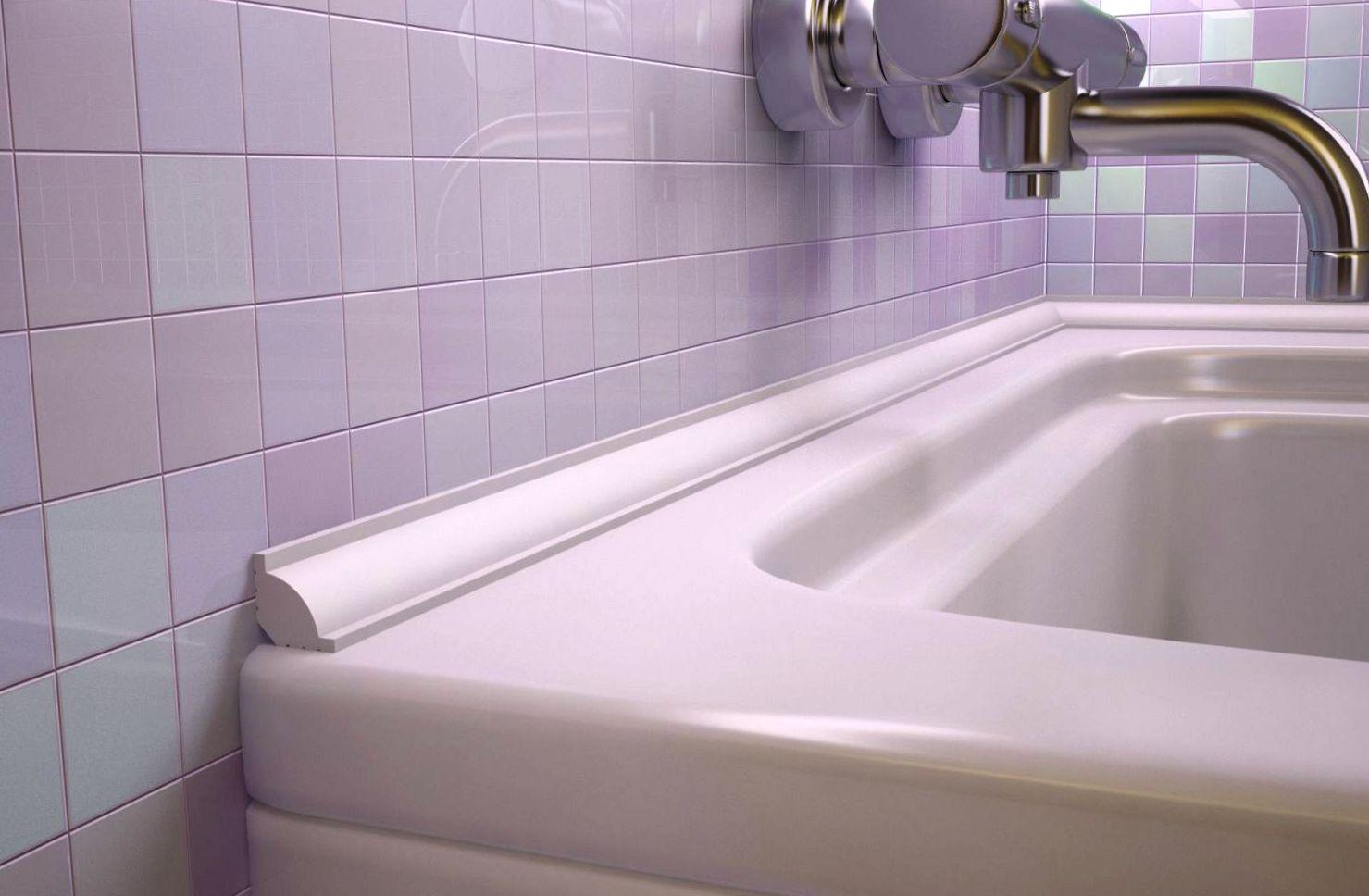 бордюры для ванной комнаты