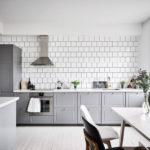 цвет стен на кухне декор