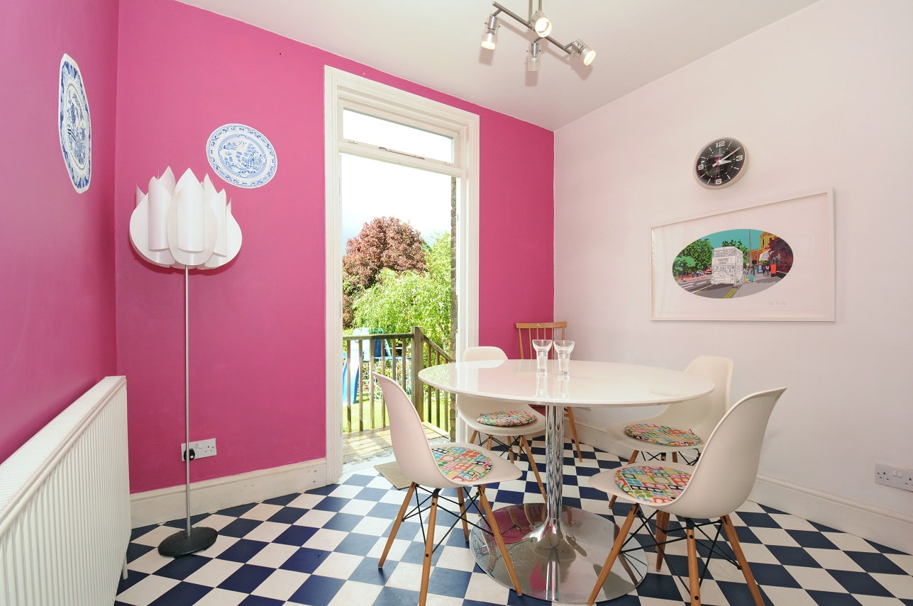 цвет стен на кухне фото интерьер