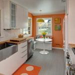 цвет стен на кухне интерьер фото