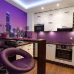 цвет стен на кухне варианты идеи