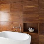 деревянные панели для отделки стен интерьер идеи