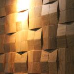 деревянные панели для отделки стен идеи интерьера