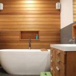 деревянные панели для отделки стен оформление