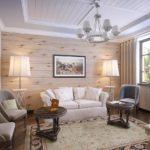 деревянные панели для отделки стен фото оформления