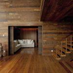 деревянные панели для отделки стен варианты фото