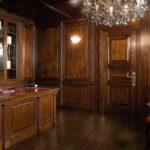 деревянные панели для отделки стен виды декора