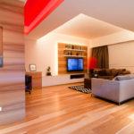 деревянные панели для отделки стен дизайн фото