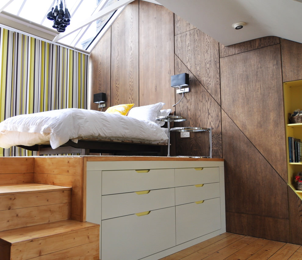 деревянные панели для стен дизайн фото