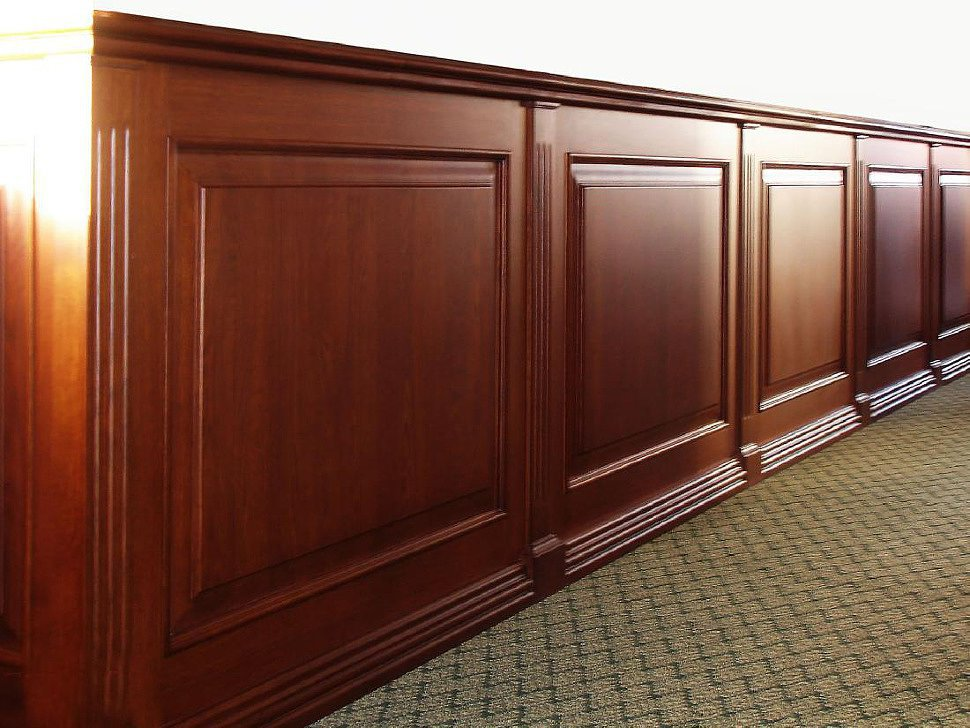 деревянные панели для стен филенчатые