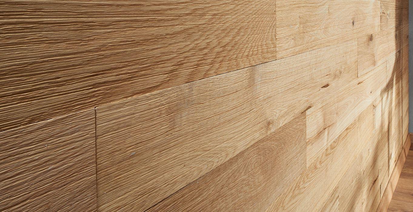 деревянные панели для стен Haro