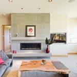 деревянный плинтус в частном доме фото декор