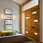 деревянный плинтус в частном доме идеи оформление
