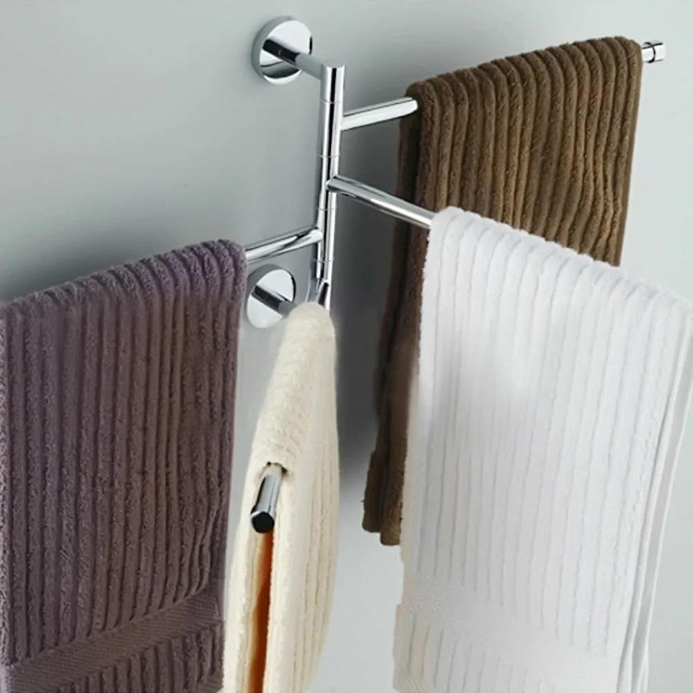 держатель для полотенец в ванной