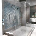 душевая кабина в ванной комнате виды идеи