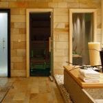 двери для бани декор фото