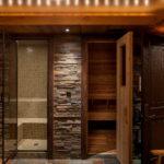 двери для бани фото декор
