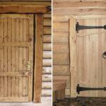 двери для бани декор идеи