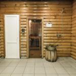 двери для бани идеи декора