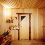 двери для бани фото оформление