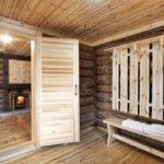 двери для бани фото видов