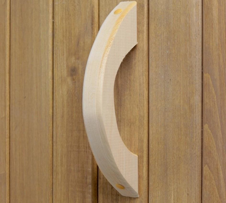 двери для бани ручка из липы