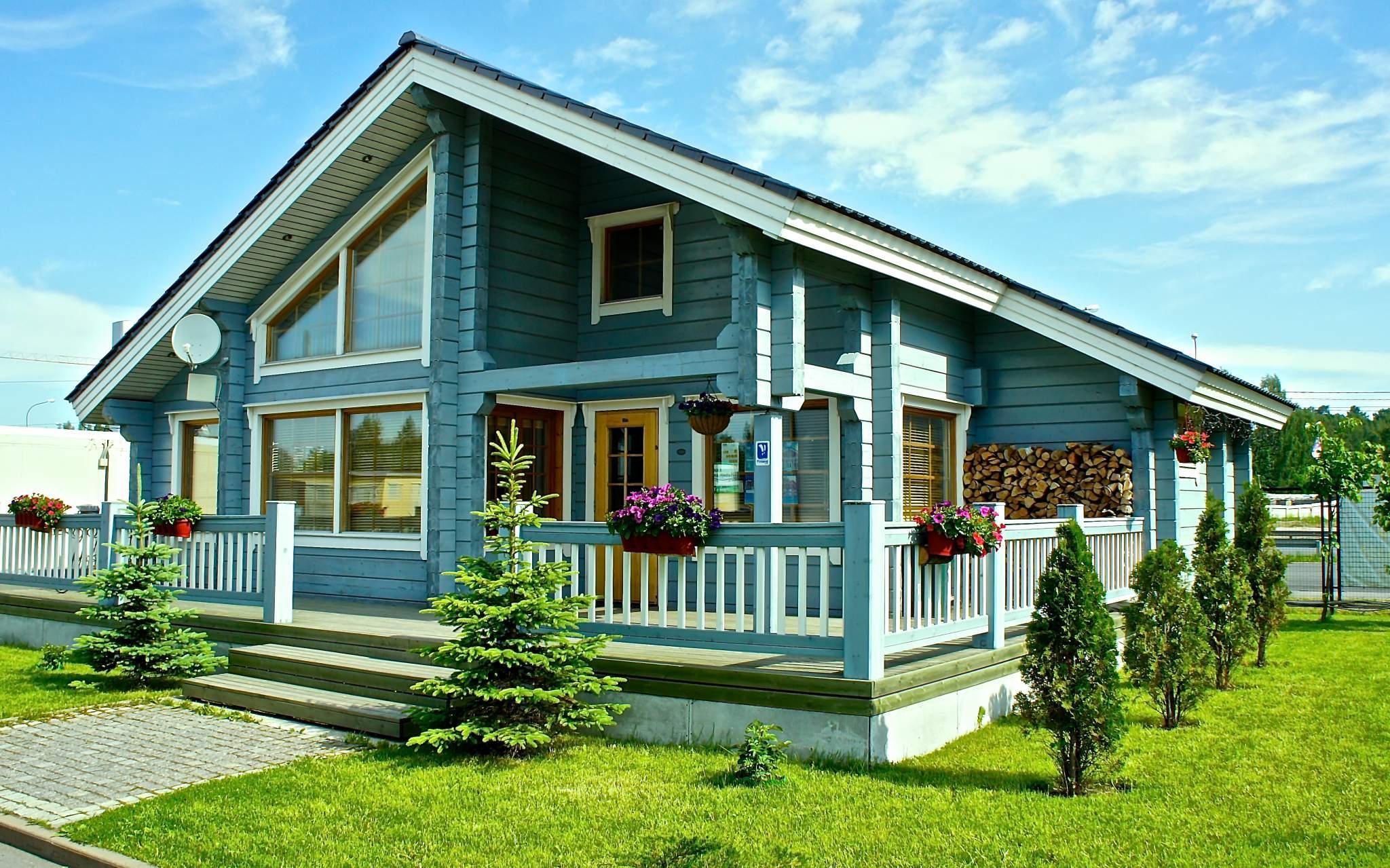 отзывы, сравнивайте финские дома из бруса проекты фото комплект компактен