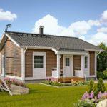 финский дом идеи дизайна