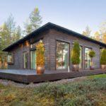 финский дом интерьер
