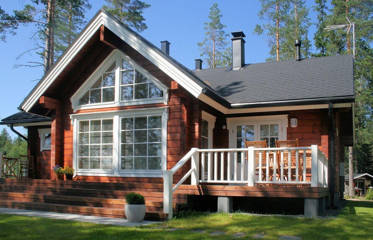уровень обучения дом из финского бруса фото самое интересное, что