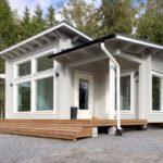 финский дом оформление фото