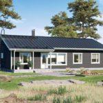 финский дом фото варианты