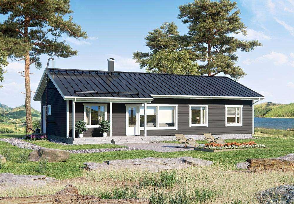 или сходить фото финские одноэтажные домики все
