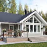 финский дом варианты идеи