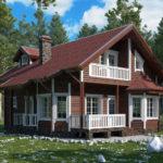 финский дом идеи фото