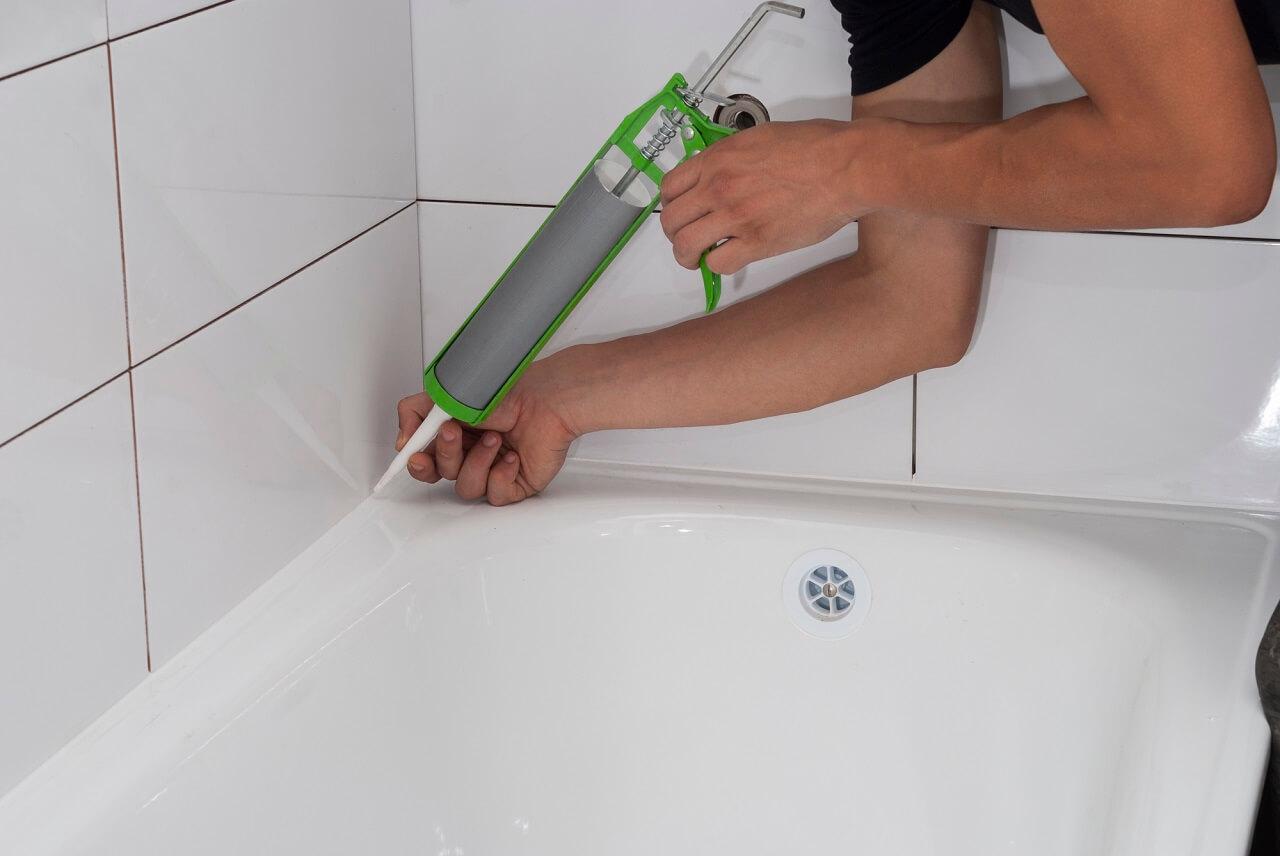 герметик для ванны