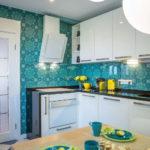 цвет стен на кухне как выбрать