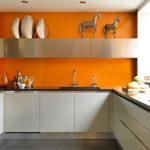 цвет стен на кухне фото декор