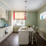 цвет стен на кухне фото дизайн