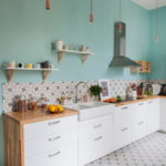 цвет стен на кухне идеи дизайн