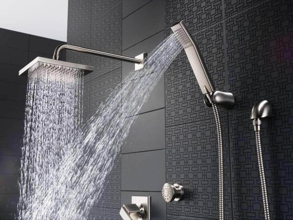 как выбрать тропический душ