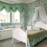 кровать с балдахином идеи дизайн