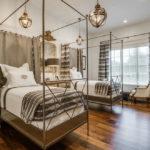 кровать с балдахином фото декор