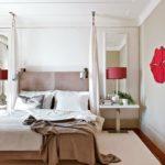 кровать с балдахином фото варианты