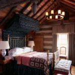кровать с балдахином дизайн фото